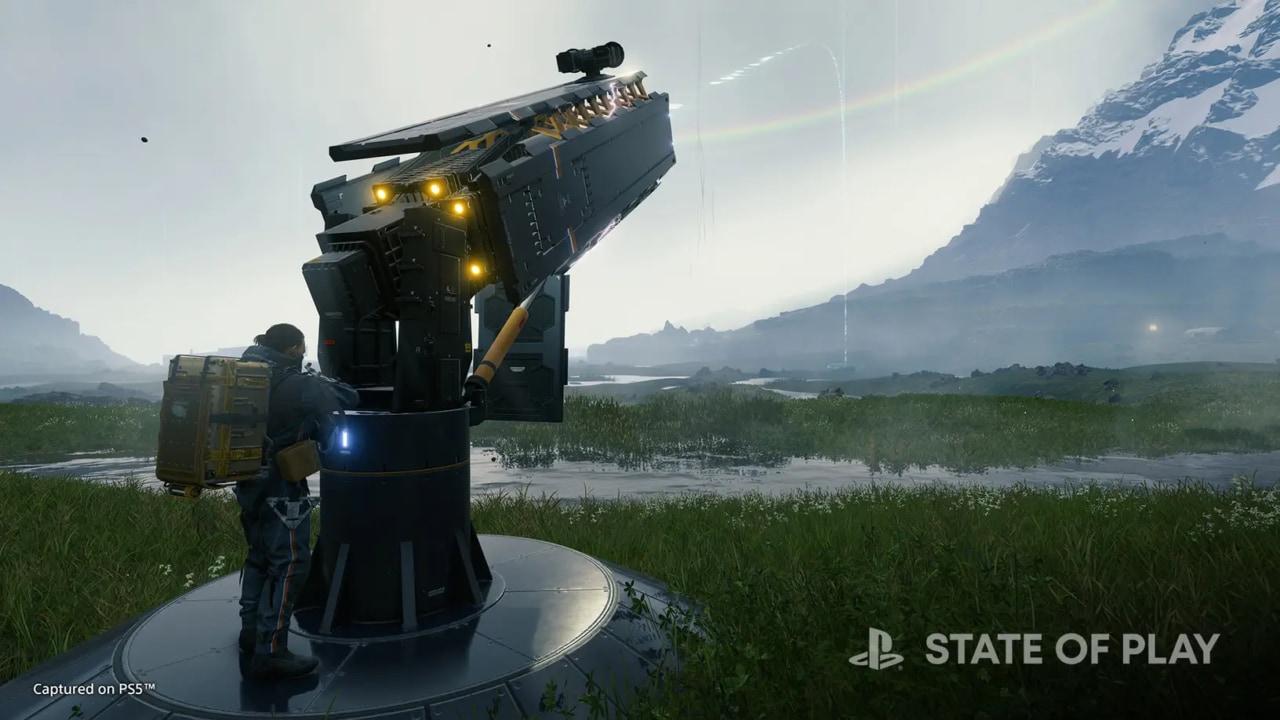 Death Stranding Director's Cut: annunciata data di uscita e le novità della versione PS5 (video)