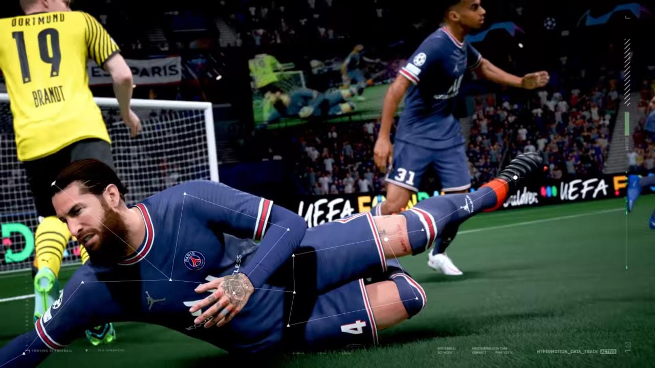 FIFA 22: ecco come provare già da ora il nuovo titolo di EA Sports