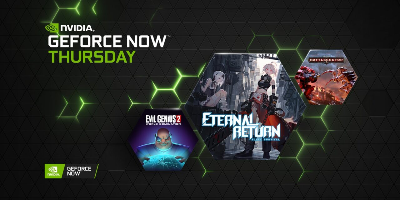 GeForce NOW: centinaia di giochi in offerta su Steam e 36 nuovi titoli arriveranno a luglio nella libreria