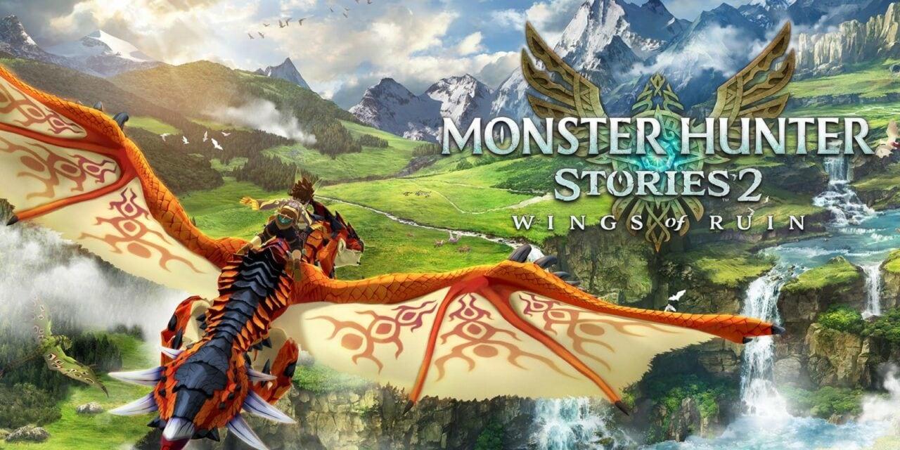 Monster Hunter Stories 2: Wings of Ruin avrà un ricco piano post lancio (video)