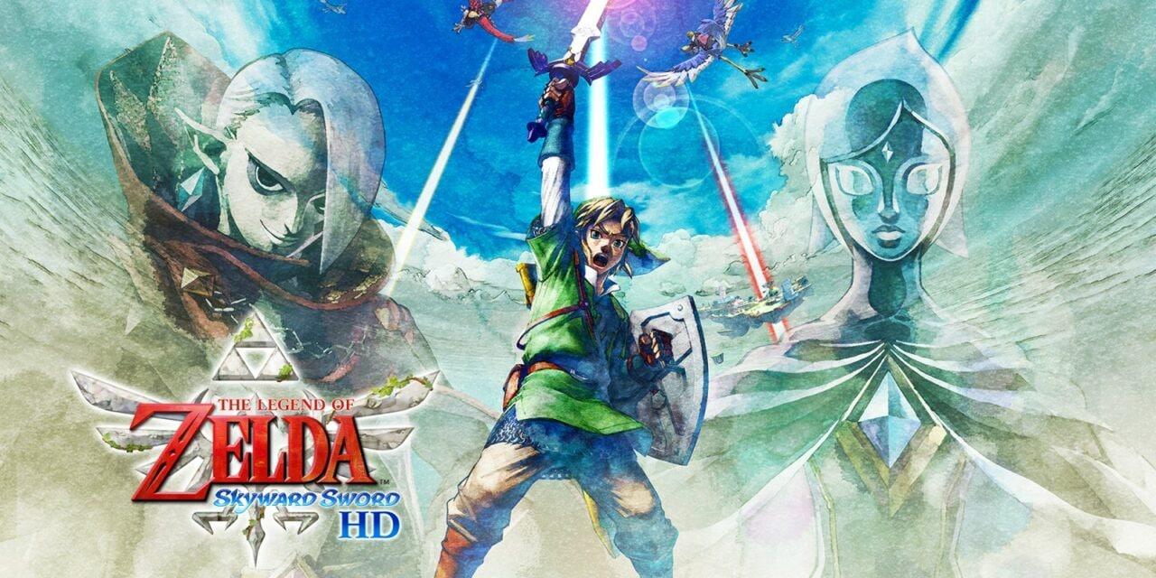 Nel nuovo trailer di The Legend of Zelda: Skyward Sword HD vien dato spazio alle nuove funzionalità introdotte (video e foto)