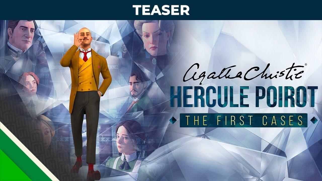 Microids svela la nuova avventura punta e clicca Hercule Poirot: The First Cases (video)