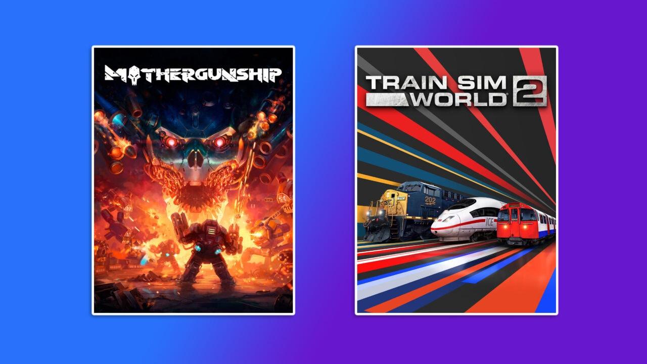Mothergunship e Train Sim World 2 gratis su Epic Games Store dal 29 luglio al 5 agosto (video)