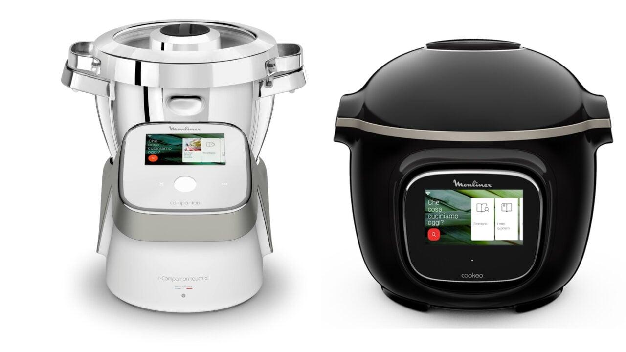Il vostro robot da cucina è così hi-tech?