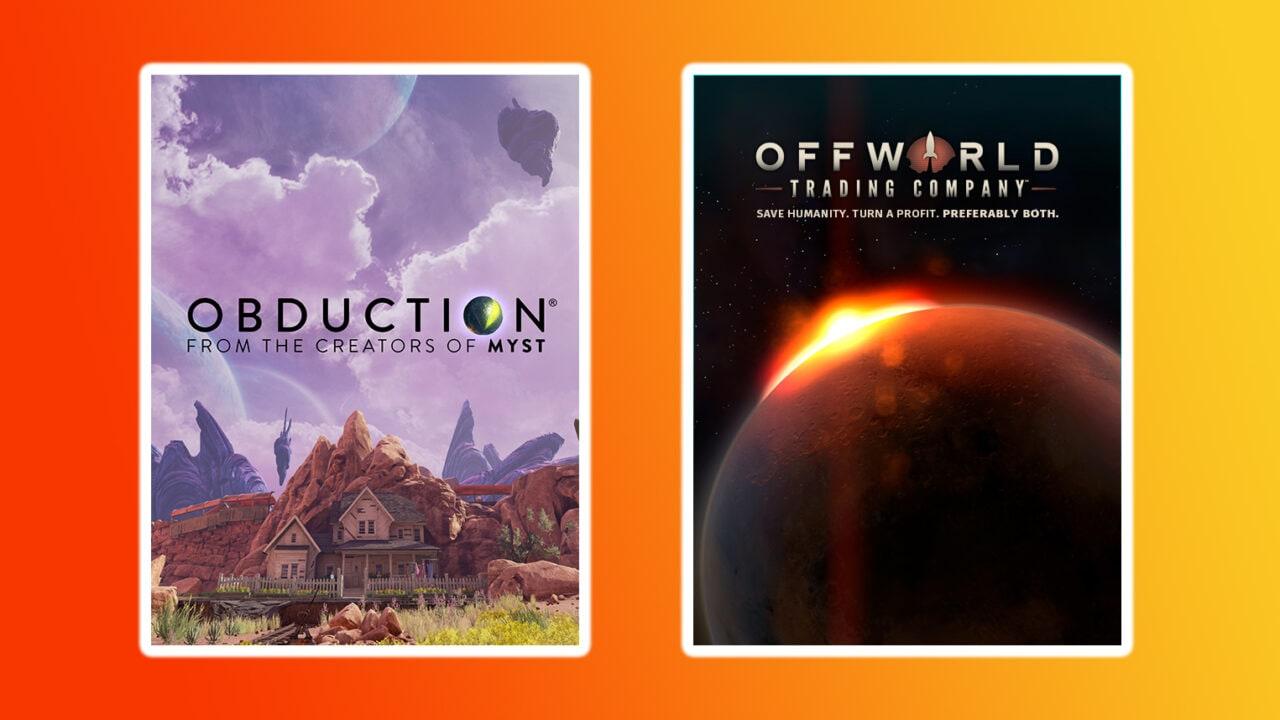 Obduction e Offworld Trading Company gratis su Epic Games Store dal 15 al 22 luglio (video)
