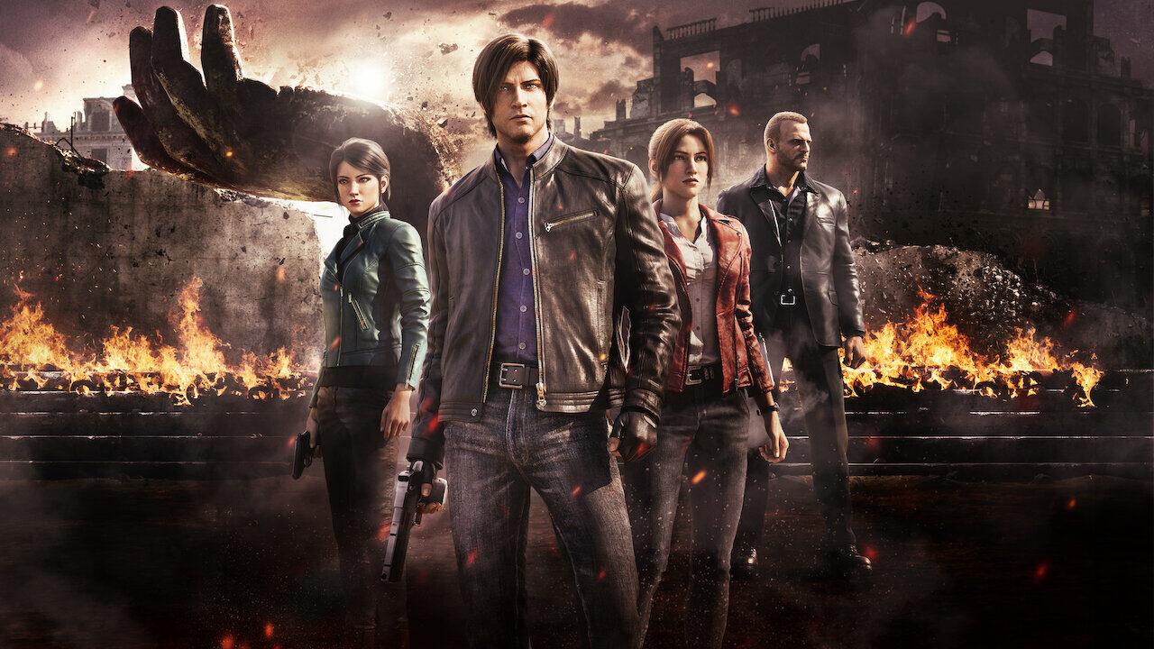 Resident Evil:Infinite Darkness è la nuova serie TV su Netflix che porta gli zombi nella Casa Bianca (video)