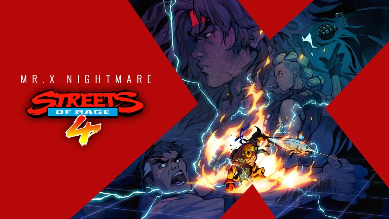 Adesso avete un motivo in più per giocare a Street of Rage 4