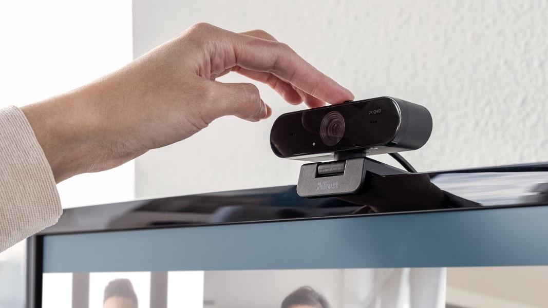 Trust Taxon è la webcam QHD per chi vuole fare bella figura in videochiamata, spendendo il giusto