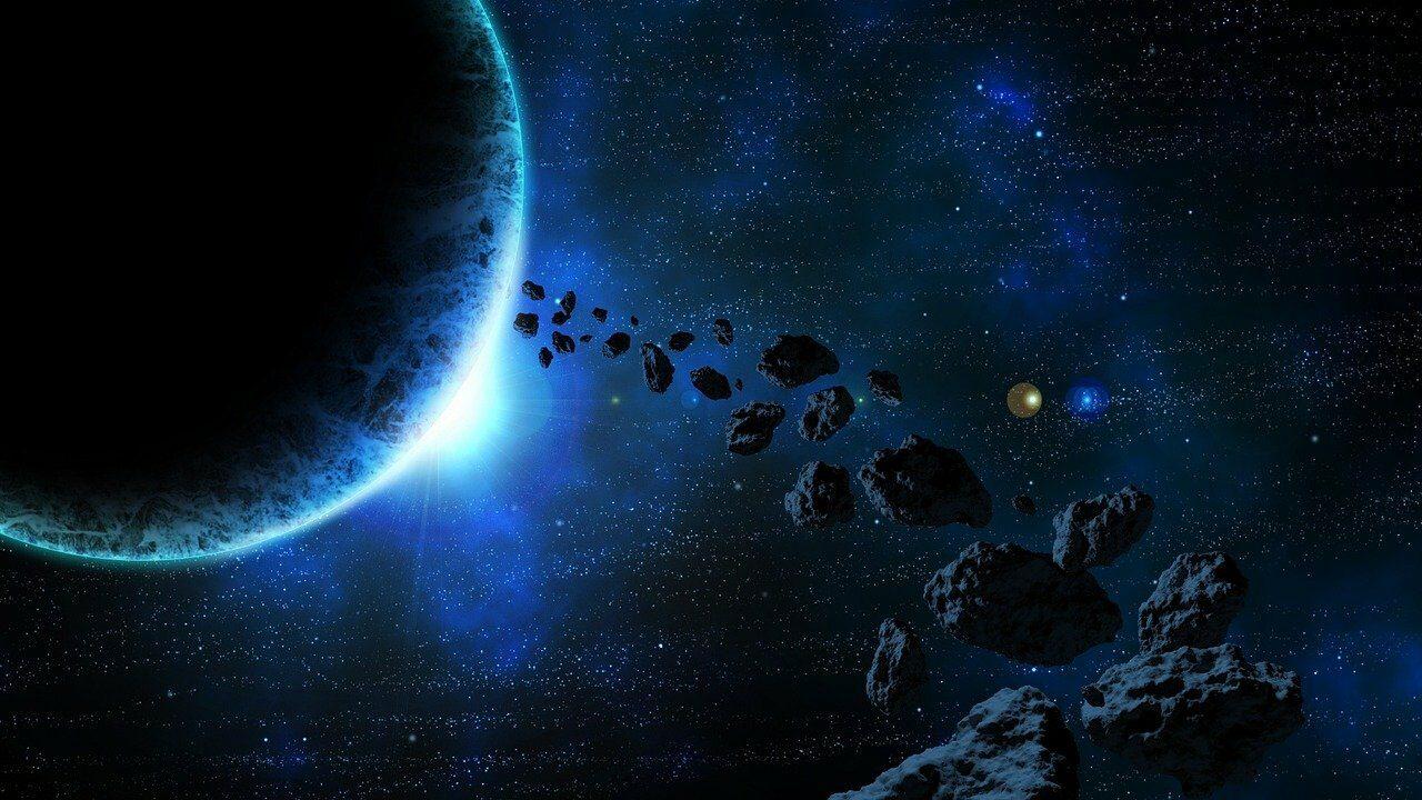 La chiave dell'origine del sistema solare potrebbe essere tra Giove e Marte