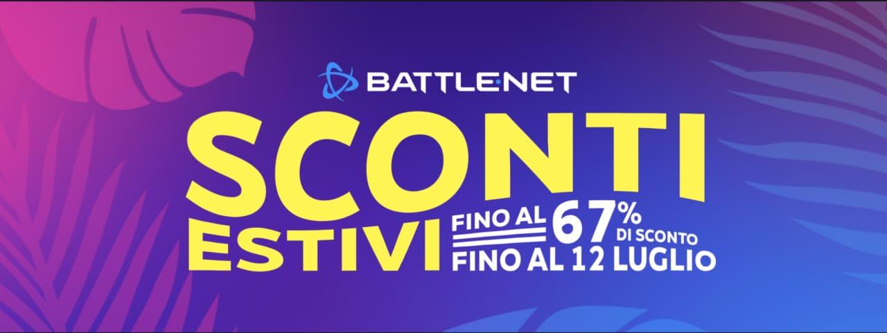 Sconti estivi per Battle.net fino al 67%: Overwatch, Call of Duty e tanti altri contenuti