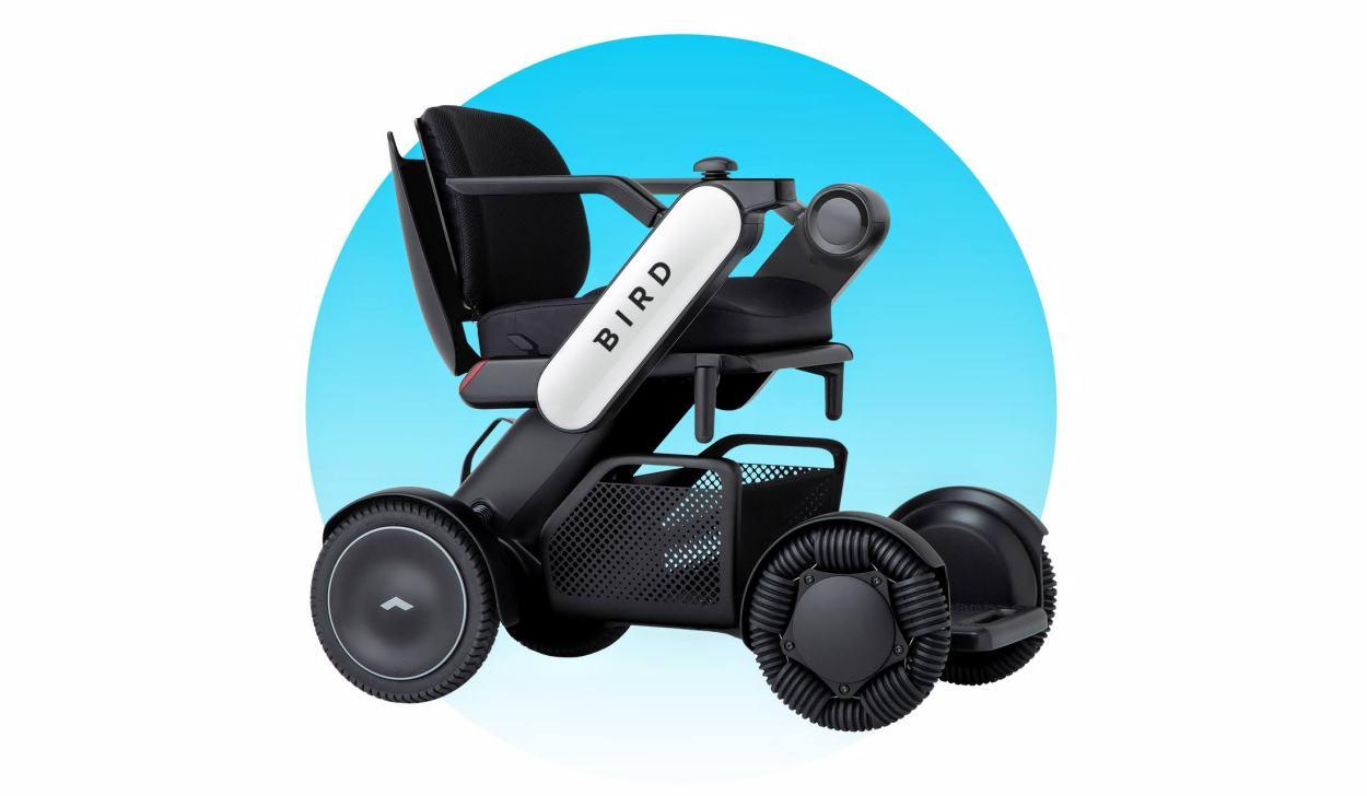 bird presenta il noleggio di scooter elettrici tramite app