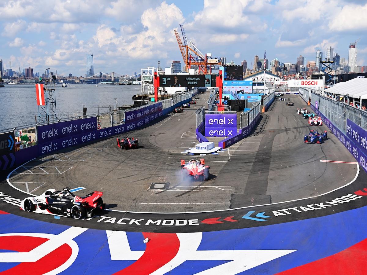 Formula E stagione 8, il calendario e il programma per 2021/2022