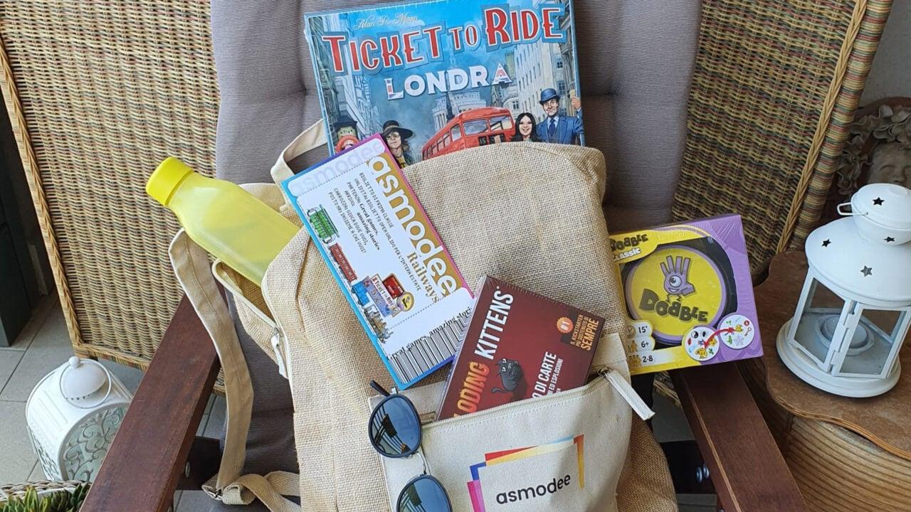 Basta rubamazzetto sotto l'ombrellone: 5 giochi da tavolo da portare in spiaggia