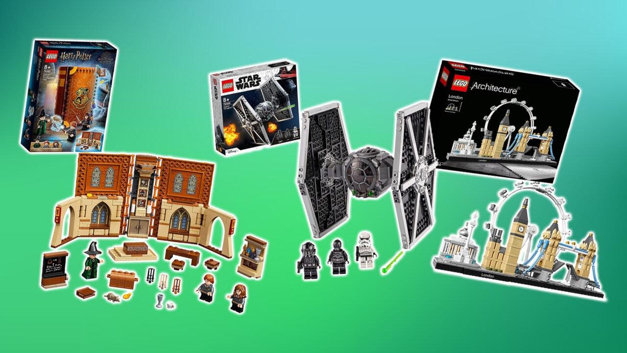 Tanti set LEGO in offerta a tempo a sorpresa su Amazon: ecco l'elenco completo