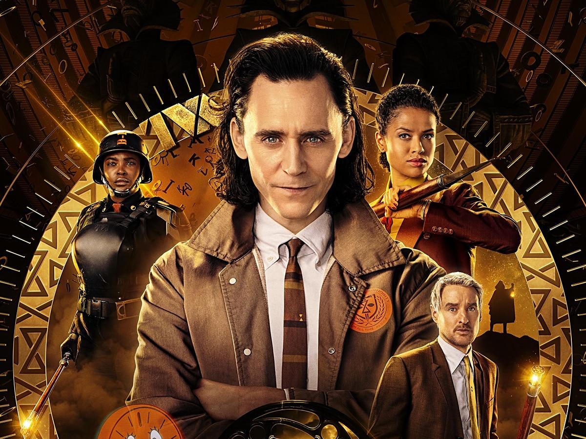 Loki e gli altri personaggi della serie televisiva