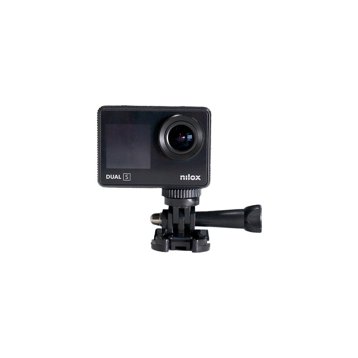 Nilox Dual-S ufficiale: action-cam 4K con doppo display a colori e prezzo contenuto
