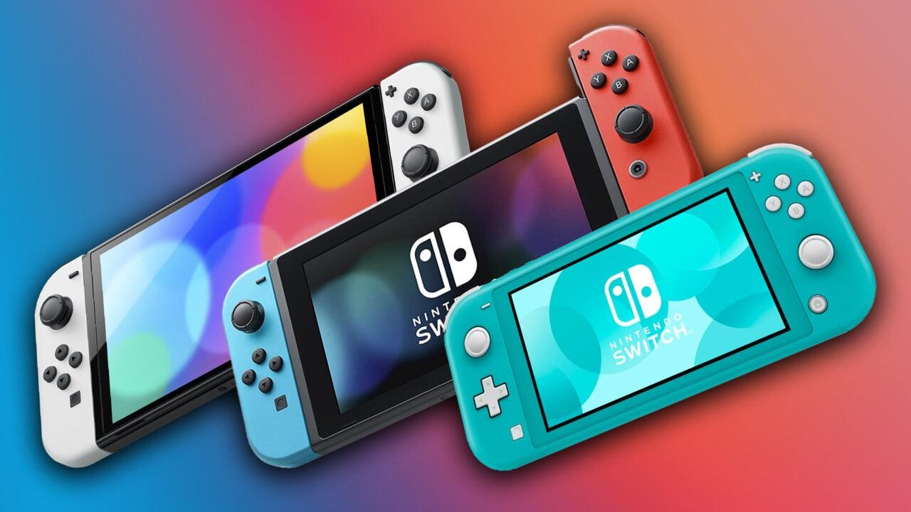 Nintendo Switch OLED vs Nintendo Switch vs Nintendo Switch Lite: console a confronto
