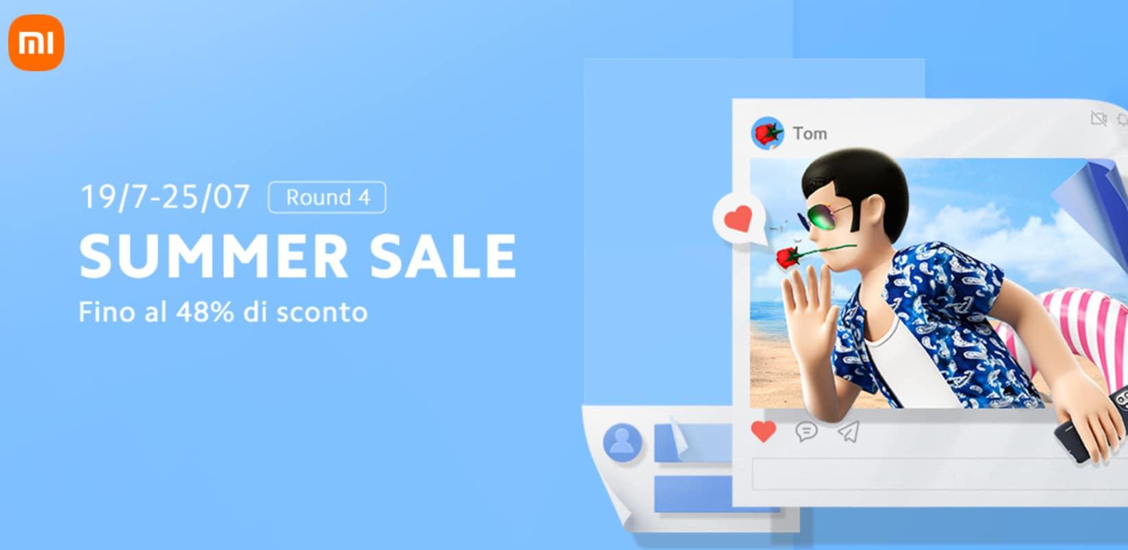 """Offerte Xiaomi """"Summer Sale Round 4"""" …"""