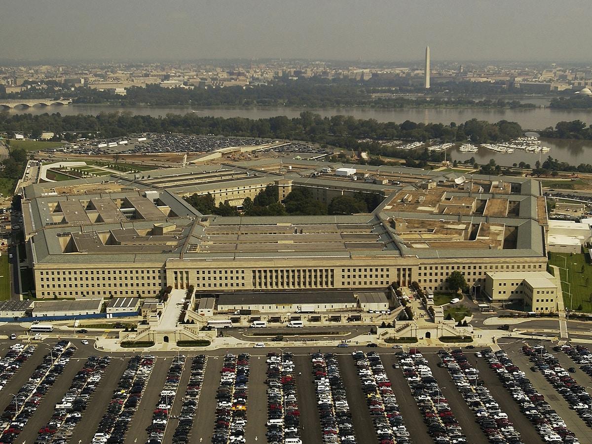 Il Pentagono: esistono gli UFO? Foto di David Mark da Pixabay.