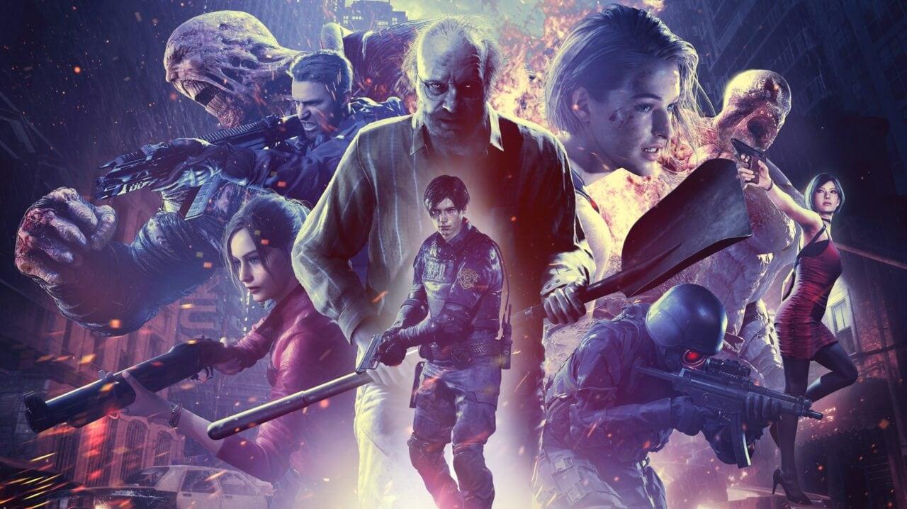 Resident Evil Re:Verse rimandato ancora: toccherà attendere fino al 2022