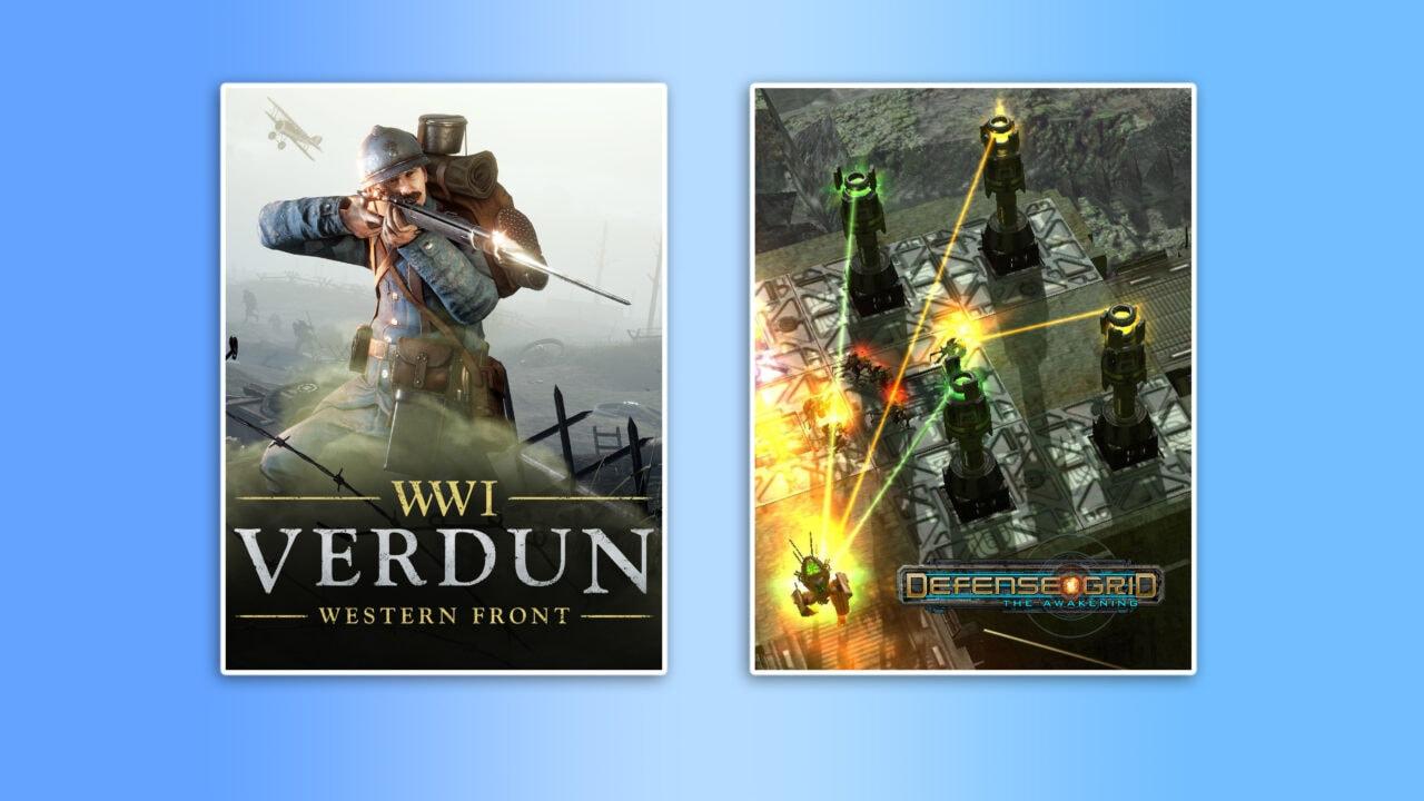 Verdun e Defense Grid: The Awakening gratis su Epic Games Store dal 22 al 29 luglio (video)