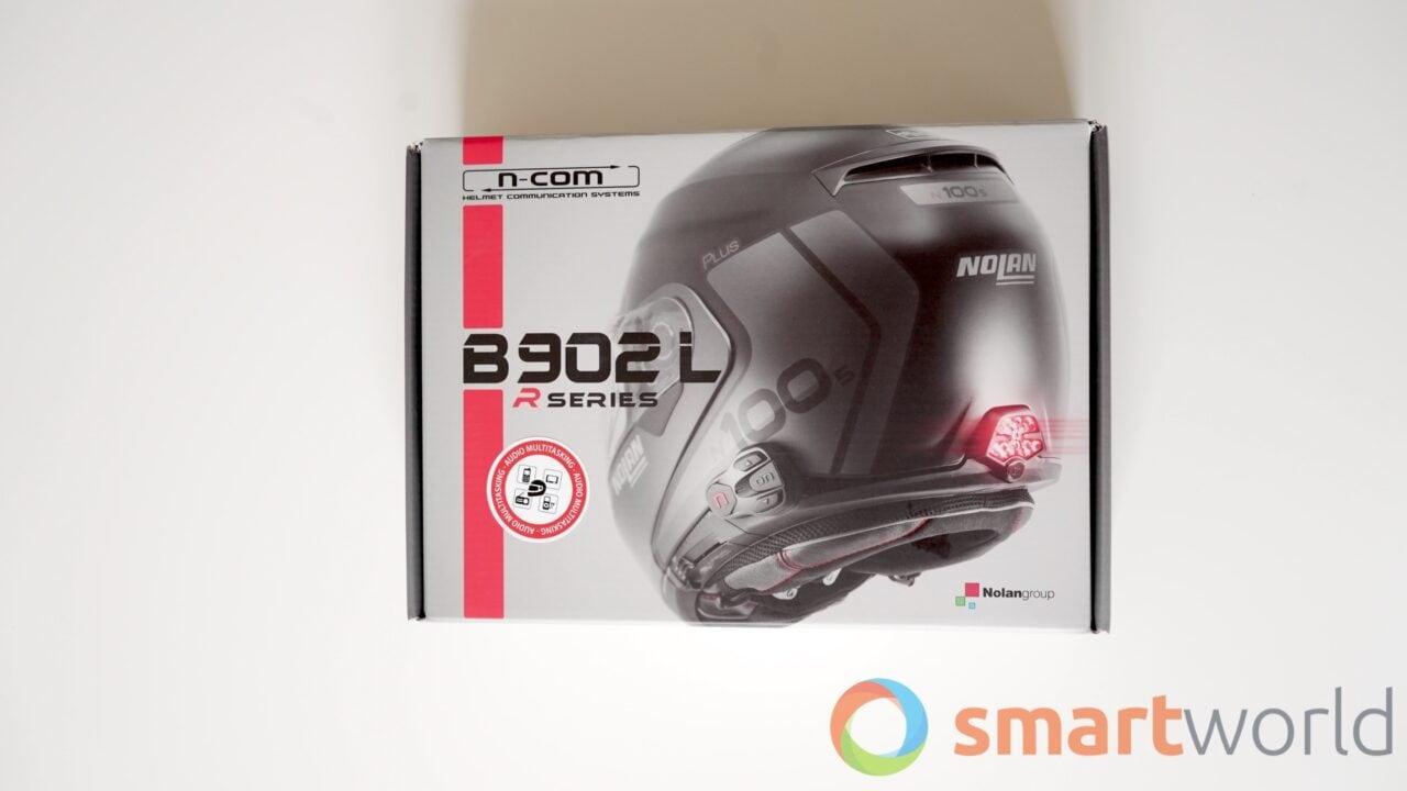 N-Com B902L R: il non plus ultra per il vostro casco Nolan