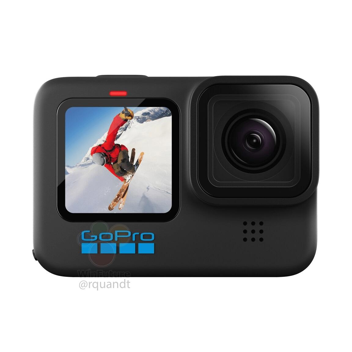 GoPro Hero 10 Black: le novità stanno tutte sotto alla scocca (foto)