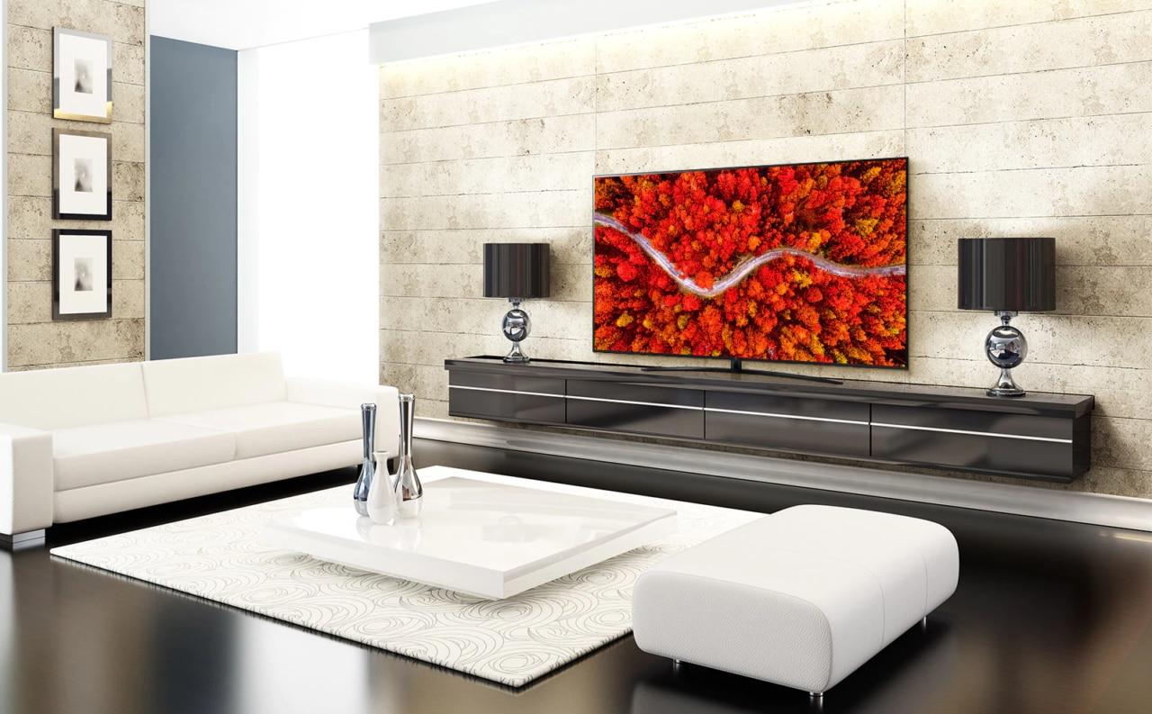 """Super prezzo per il nuovo Smart TV LG 43"""" 4K HDR della gamma 2021: solo 378€ su Amazon"""