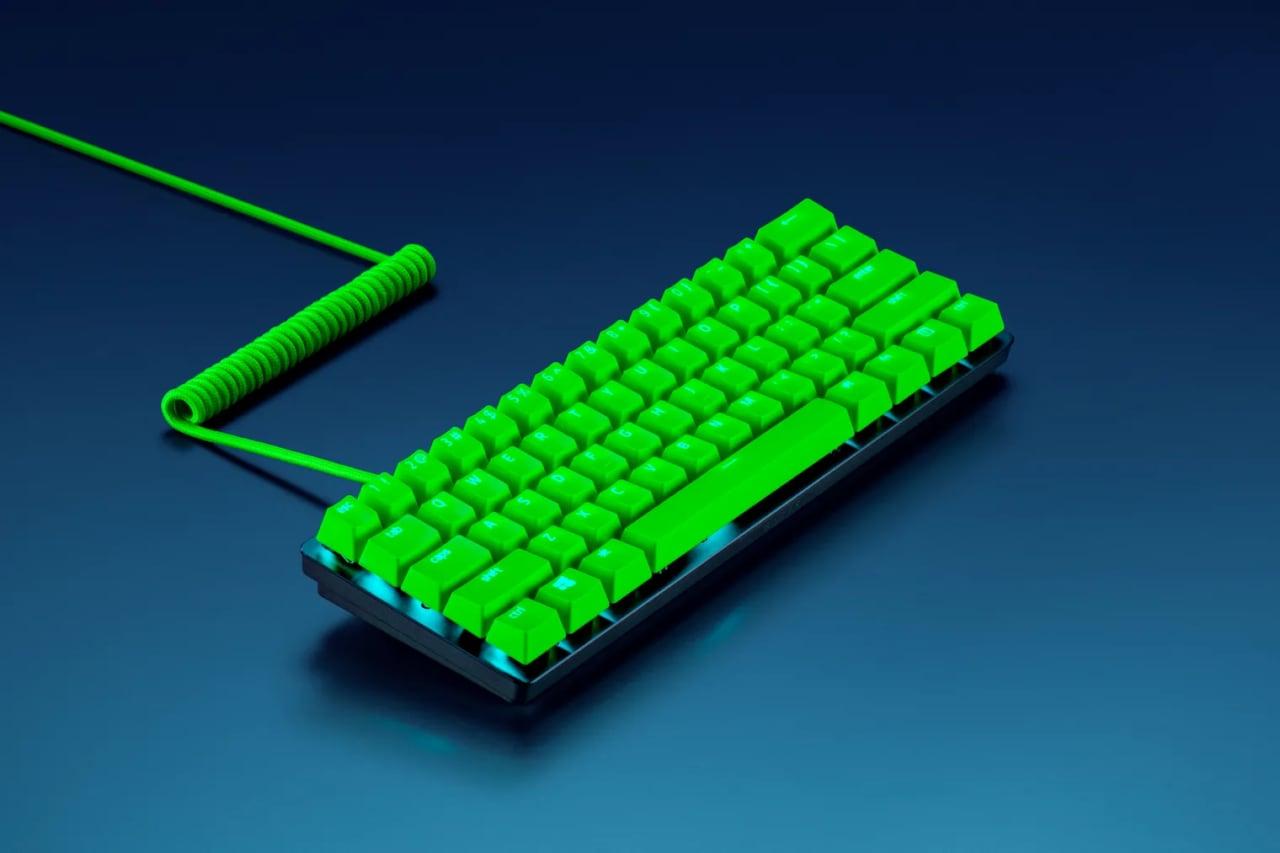 Razer allarga la gamma di accessori per abbellire le tastiere meccaniche (foto)