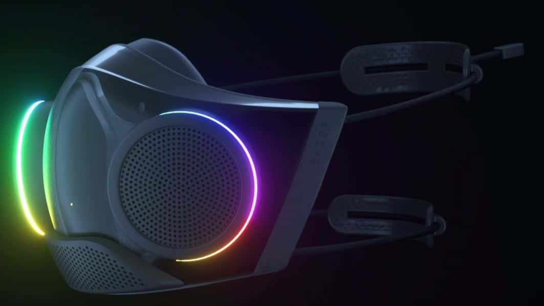 La mascherina della Razer è realtà: avviato il beta test della Razer Zephyr (video)