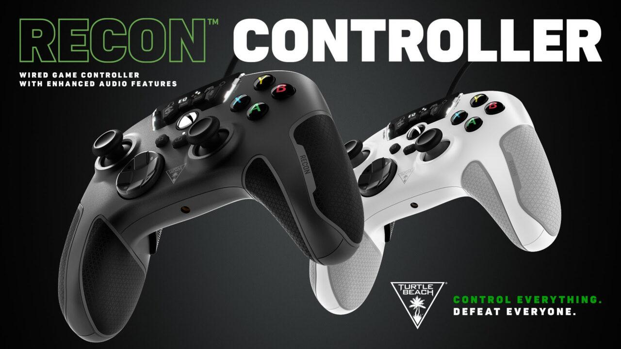 Recon Controller, l'atteso accessorio che mixa perfettamente audio e comandi di gioco su Xbox (foto)