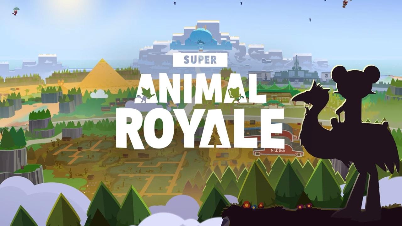 Super Animal Royale è il Battle Royale con gli animali ed è disponibile ovunque gratis (video)