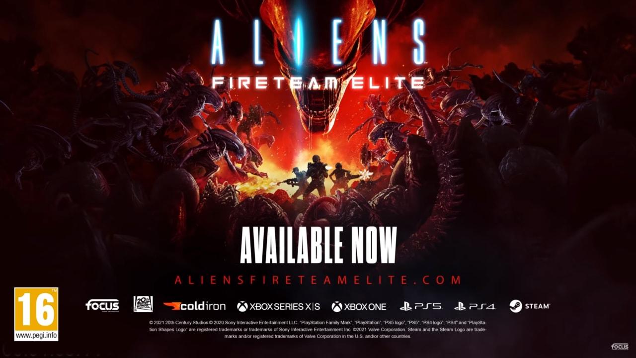 Preparatevi ad affrontare gli alieni più temibili di sempre in Aliens: Fireteam Elite, disponibile da oggi (video)