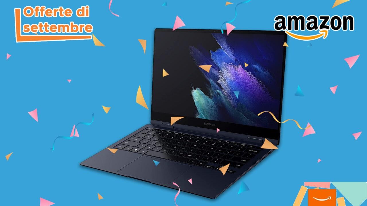 Migliori notebook nelle Offerte di Settembre Amazon