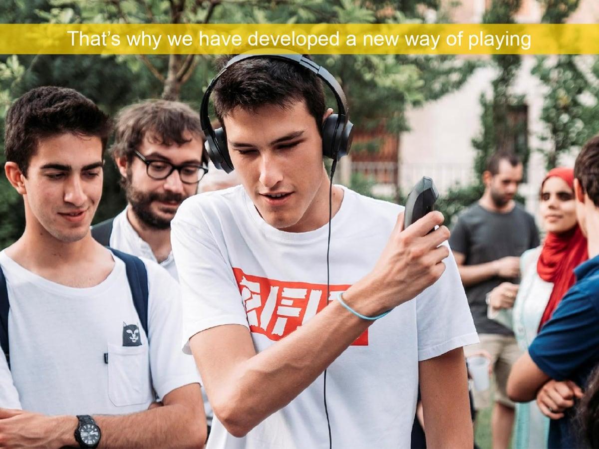 Novis Games, la start-up di giochi per ciechi e ipovedenti