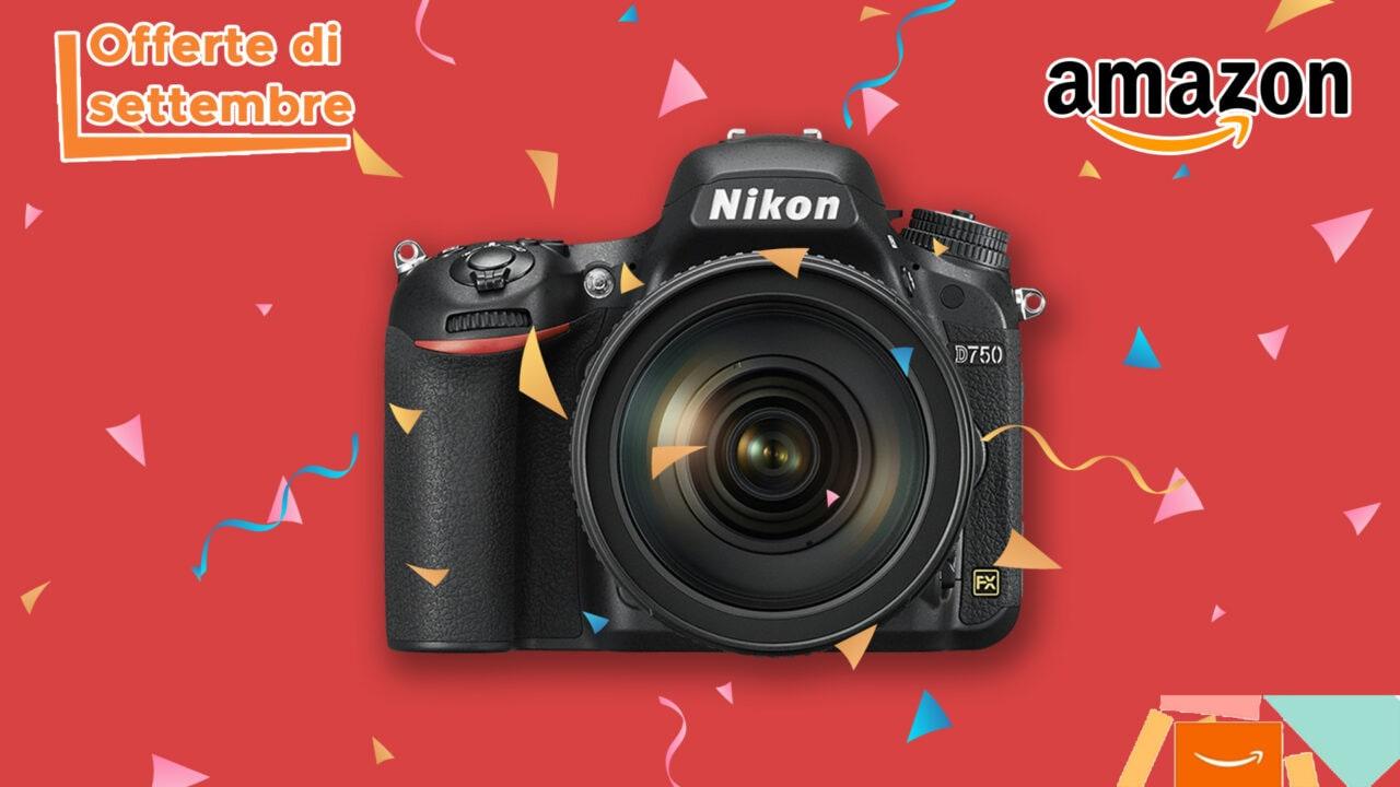 Le 10 migliori Fotocamere in sconto per le Offerte di Settembre Amazon: Nikon, Sony, Panasonic, Olympus, Fujifilm