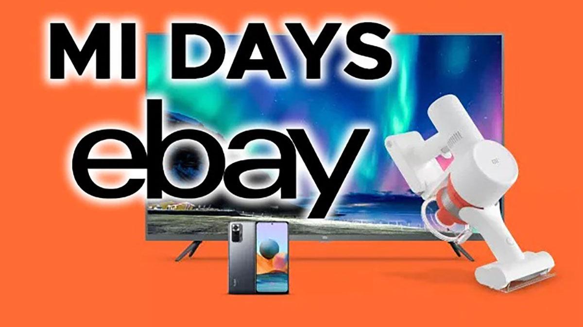 Ultimo giorno! Extra Sconto eBay per i Mi Days: taglio del 15% su Xiaomi, Redmi e POCO con questo coupon