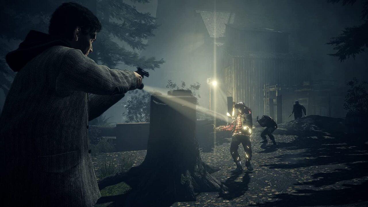 Alan Wake Remastered arriva il 5 ottobre, trailer di annuncio al PlayStation Showcase