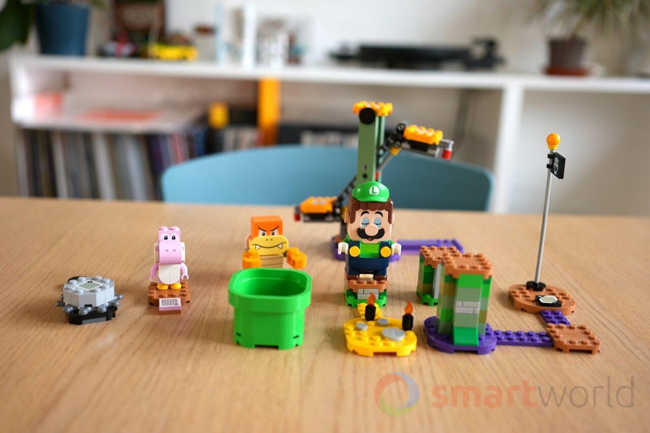 """LEGO lancia il nuovo concorso """"LEGO Luigi Super Sfida"""" carico dello spirito di condivisione (foto)"""