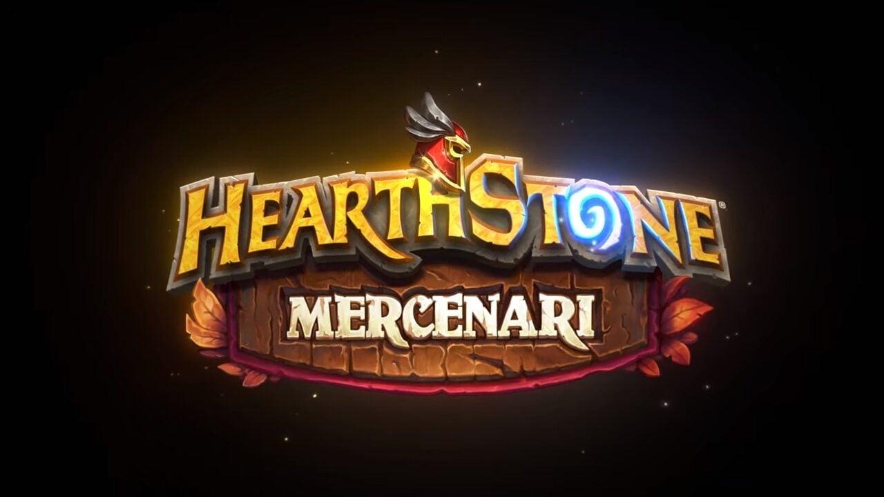 Provate il nuovo modo di giocare a Hearthstone con Mercenari, da oggi ufficialmente disponibile