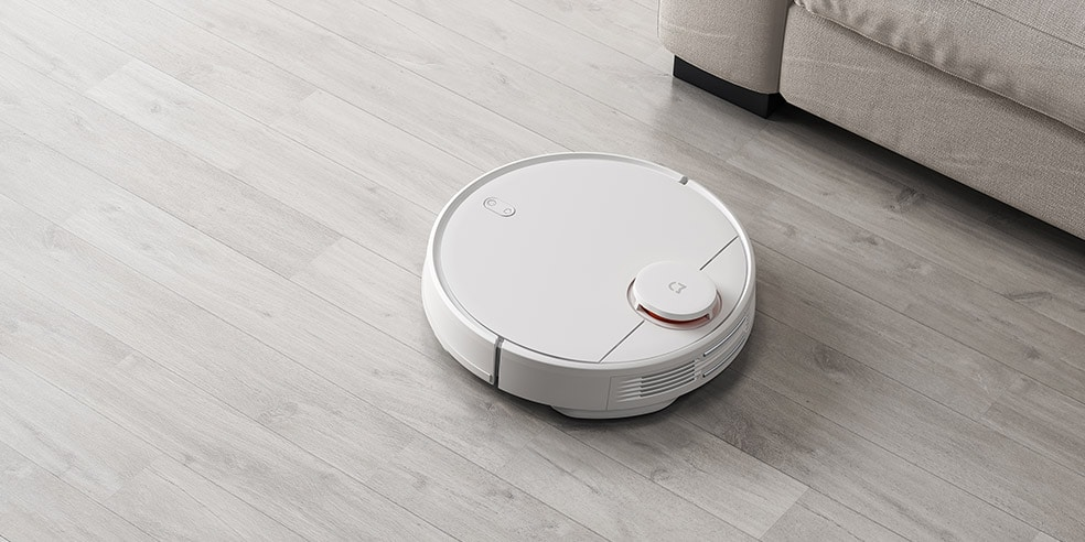 Xiaomi Mi Robot Vacuum-Mop P aspira, pulisce, e poi aspira di nuovo (foto)