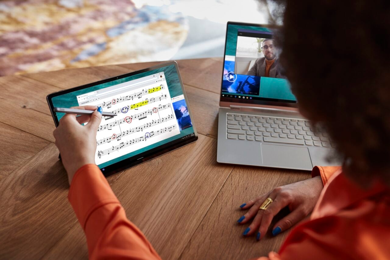 Lenovo IdeaPad Duet 10.1 Touchscreen 2-in-1 Chromebook