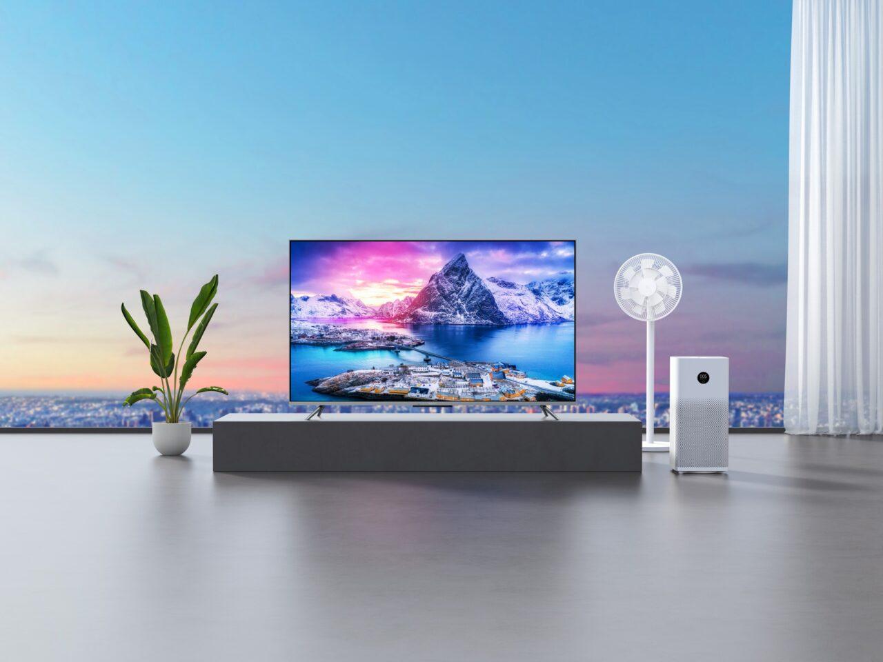 Xiaomi TV Q1E ufficiale: un 55'' Quantum Dot dal prezzo irresistibile (foto)