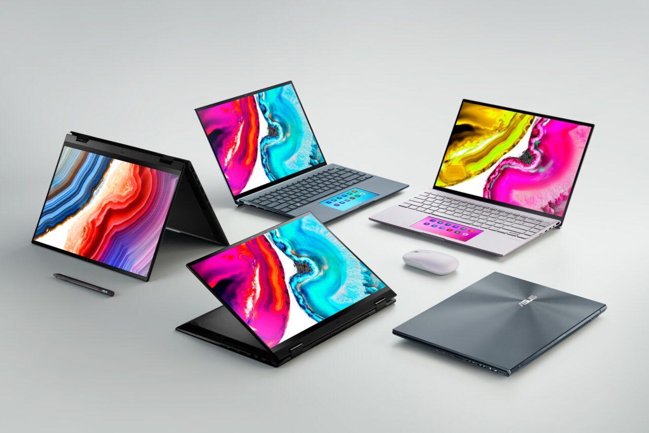 ASUS vuole che il vostro prossimo notebook sia OLED (foto e video)