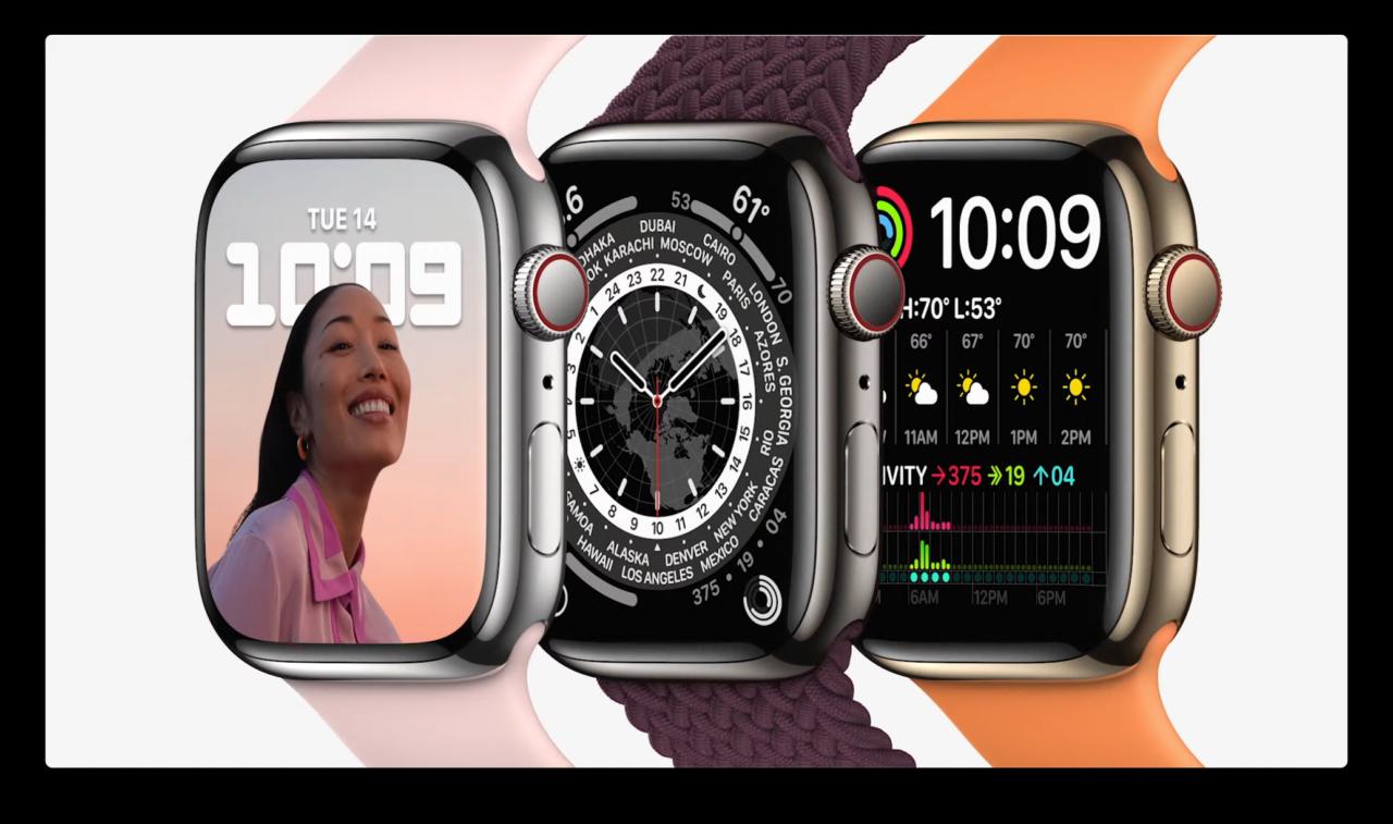 Quando arriva Apple Watch Series 7? Finalmente trapela una data