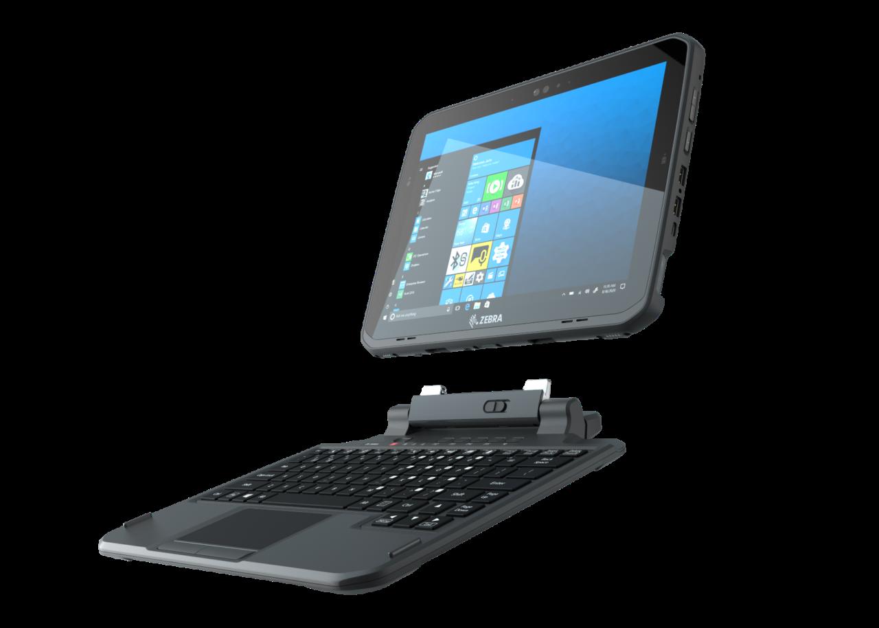 Novità Zebra Technologies: presentati nuovi modelli di tablet e di dispositivi 2-in-1 (foto)