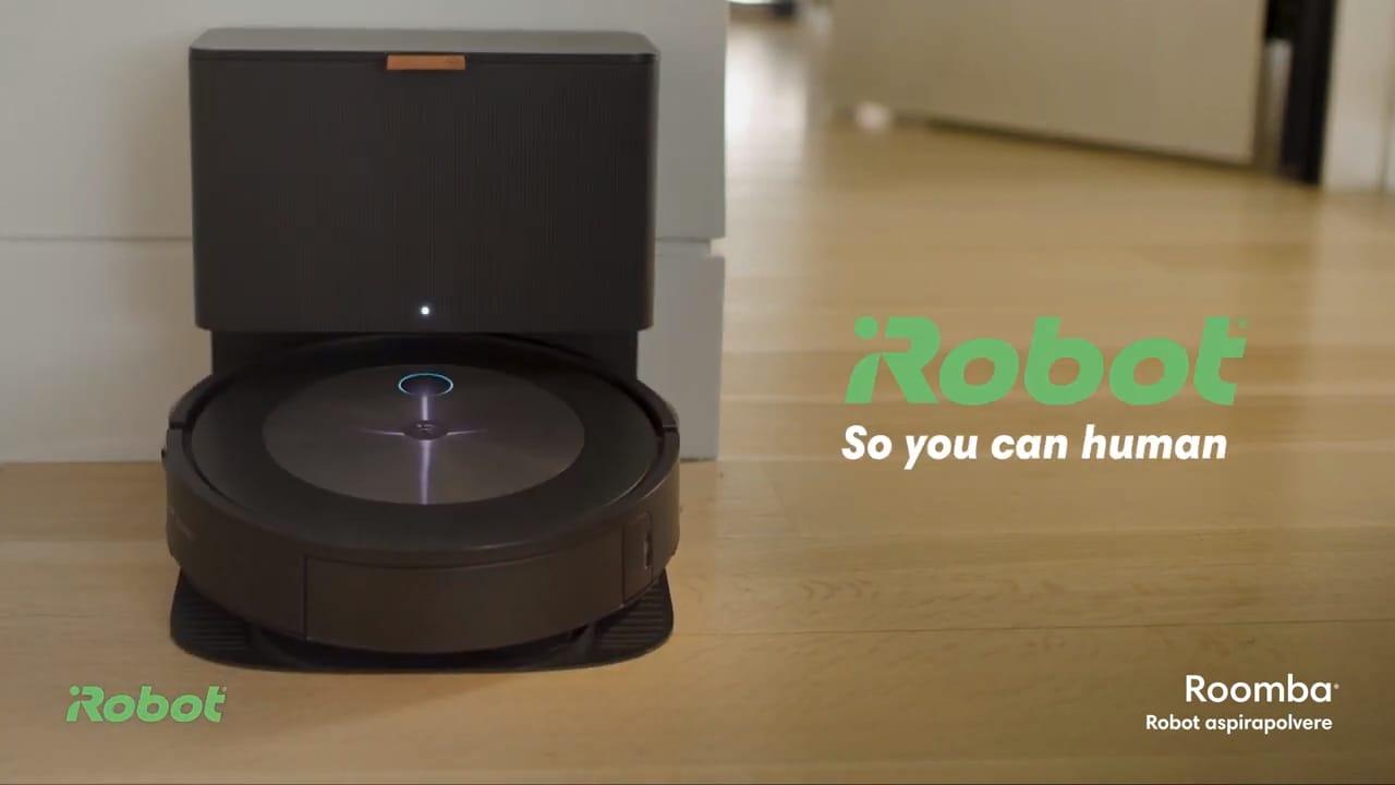 Roomba j7+ e la sua pulizia sopraffina con Genius Home Intelligence 3.0
