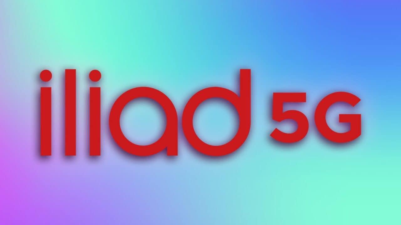 Il 5G di Iliad è compatibile con nuovi smartphone: ecco quali