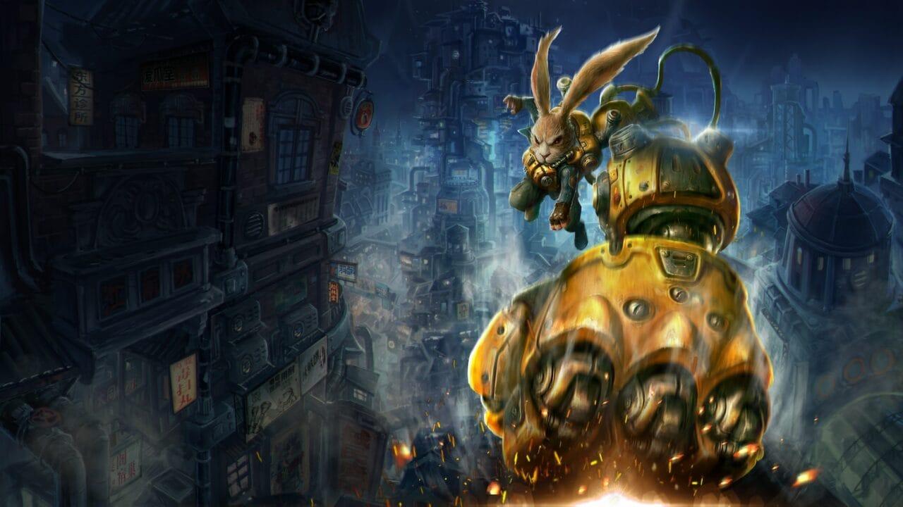 F.I.S.T.: Forged In Shadow Torch è disponibile da oggi su PS4 e PS5 (video)